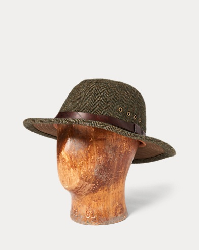 Herringbone Fishing Hat