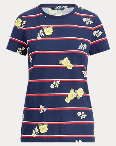 Print Jersey T-Shirt