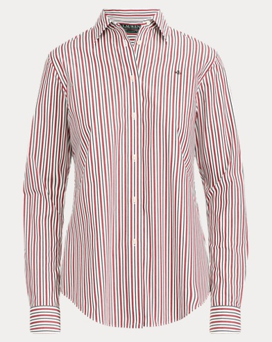Monogram Striped Shirt