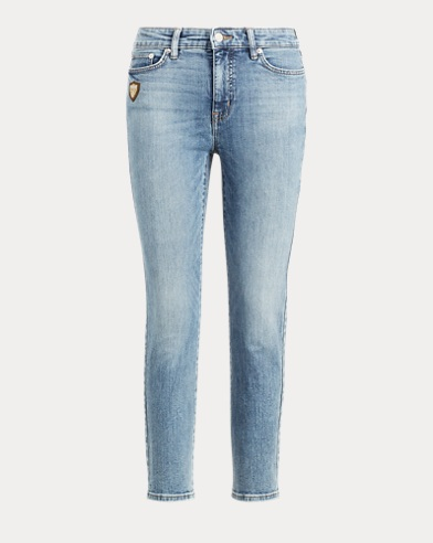 Premier Straight Ankle Jean