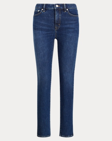Regal Ankle Straight Jean
