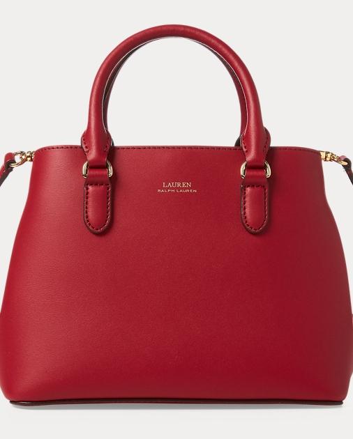 3215370d8e Lauren Mini Leather Satchel 1