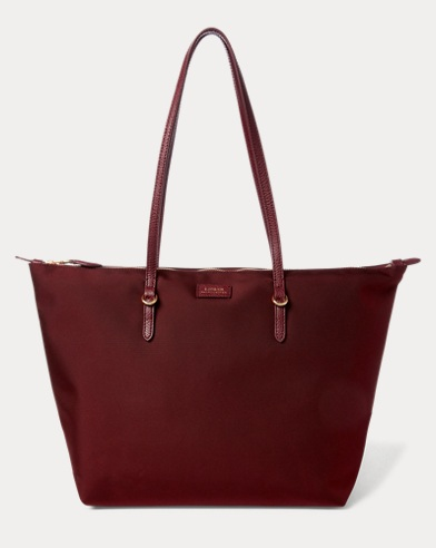Nylon Oxford Tote