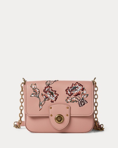 Floral Crossbody Bag. Lauren