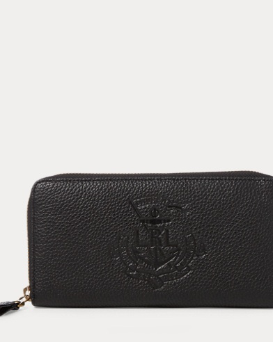 Anchor Leather Wallet