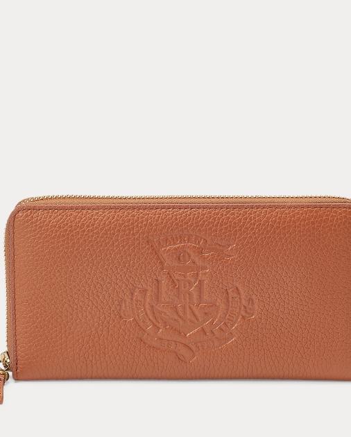 Lauren Anchor Leather Wallet 1 78276d85f65d