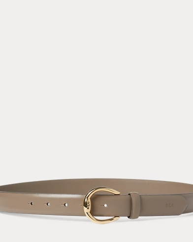 Bennington Leather Belt