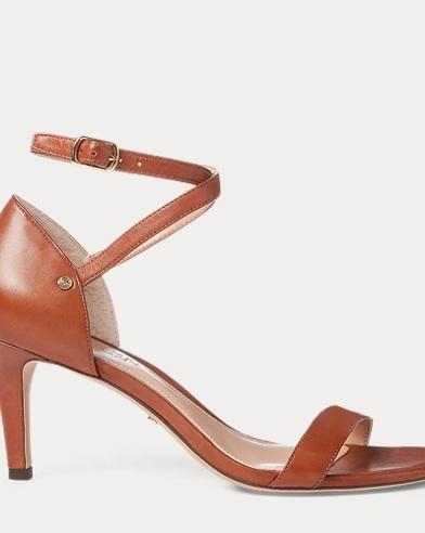 Glinda Leather Sandal