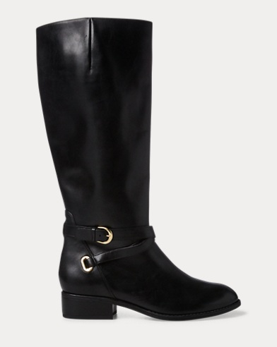 Maribella Leather Boot