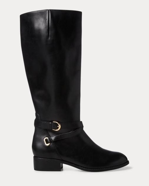 93364db23e4 Lauren Maribella Leather Boot 1