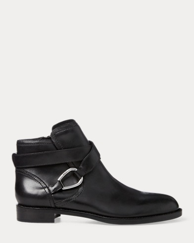 Bottines Hermione en cuir