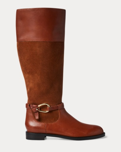 Harlee Leather Boot
