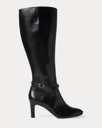 Elberta Leather Boot