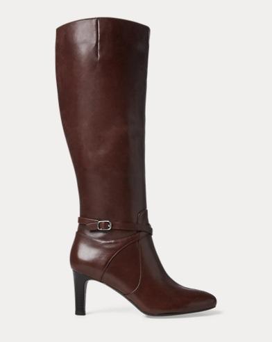Elberta Leather Boot