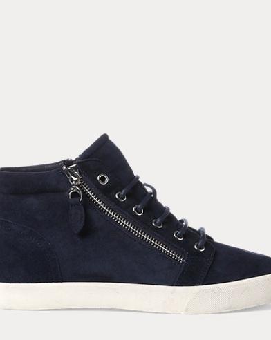 Reace Suede Sneaker