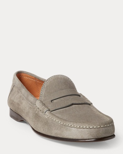 Wildleder-Loafer Chalmers