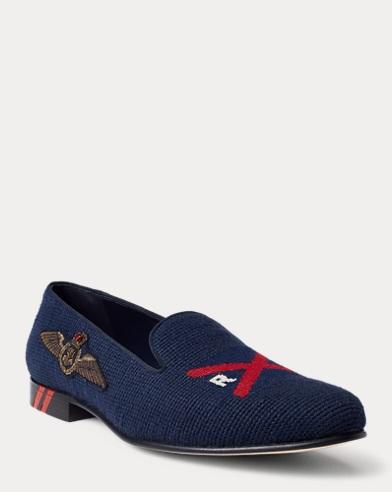 Pantofole Alonzo a mezzo punto
