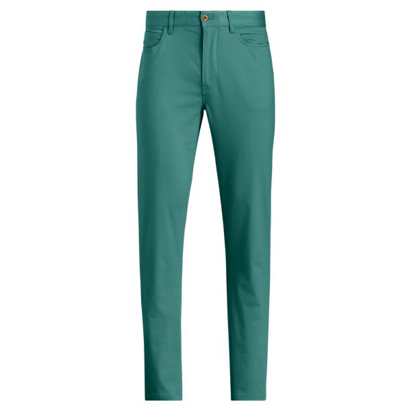 Ralph Lauren Tailored Fit Performance Pant Blackwatch Green 33