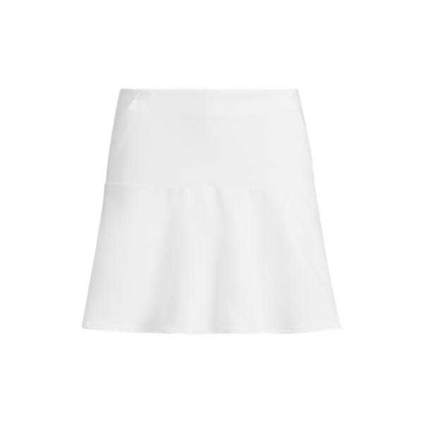 Ralph Lauren Golf Stretch Golf Skort,Pure White