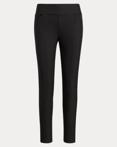Stretch Straight Trouser