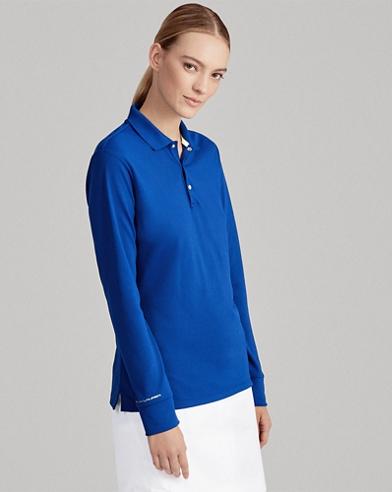 Classic-Fit Golf-Polohemd