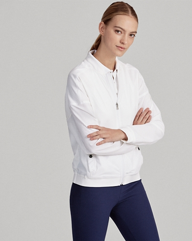 Water-Repellent Stretch Jacket
