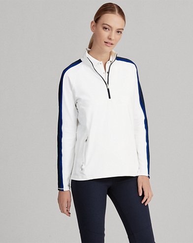 Wicking Half-Zip Top