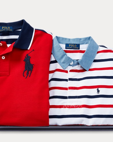 Rugby & Polo Shirt Gift Set