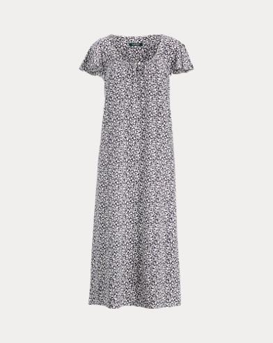 Cotton-Modal Nightgown