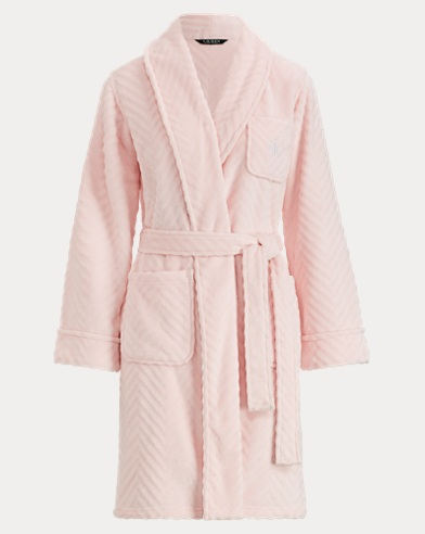 Herringbone Robe