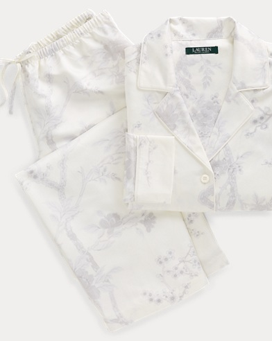 Floral Sleep Set