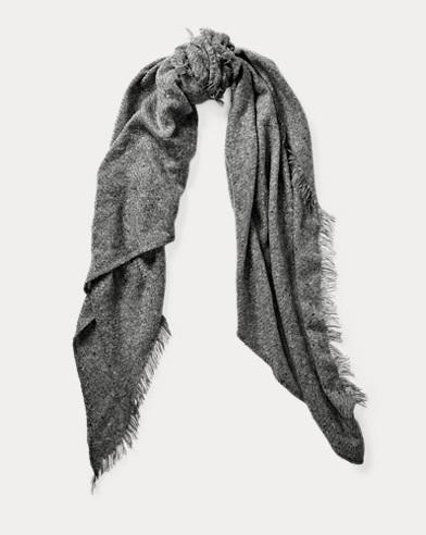 Twill Blanket Wrap
