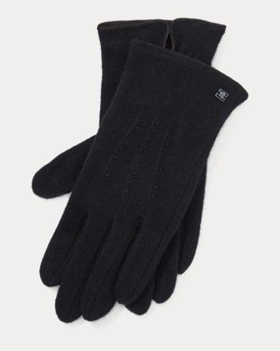 Wool-Blend Tech Gloves