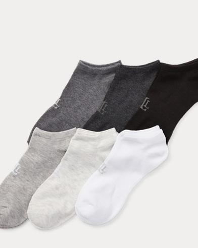 Low-Cut Sock 6-Pack