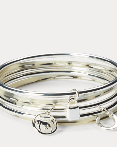 Equestrian Bangle Set