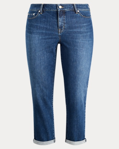 Premier Estate Crop Jean