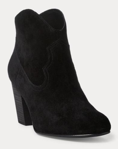 0669ec03c3 Women's Designer Boots | Women's Chelsea Boots | Ralph Lauren UK