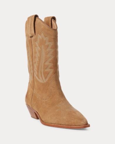 Maila Cowboy Boot