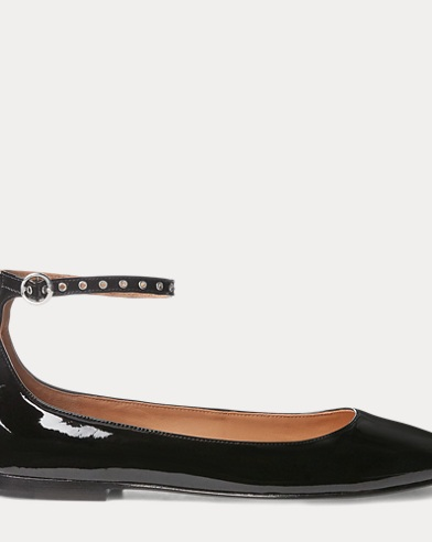 Polo Ralph Lauren. Camryn Calfskin Mule. $248.00. Kinsley Leather Ballet  Flat