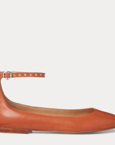 Kinsley Leather Ballet Flat