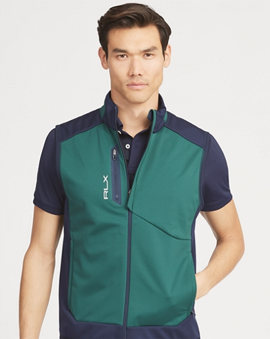 Bonded Softshell Vest