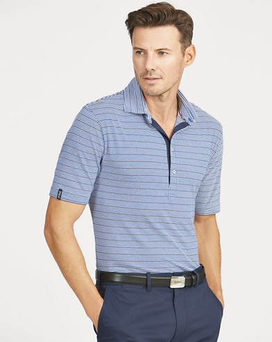 Active Fit Stretch Lisle Polo