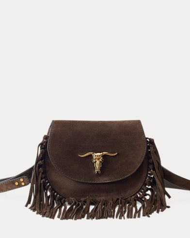 Fringe Convertible Crossbody