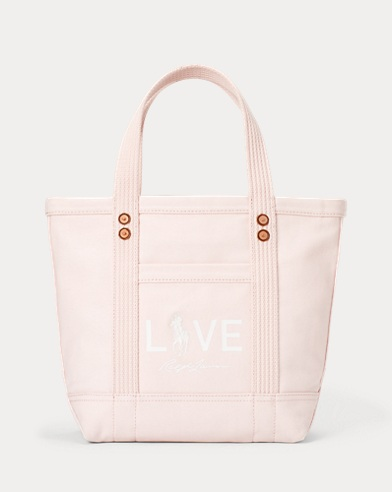 Canvas Small Love Tote Bag 5d10ab3cfb124