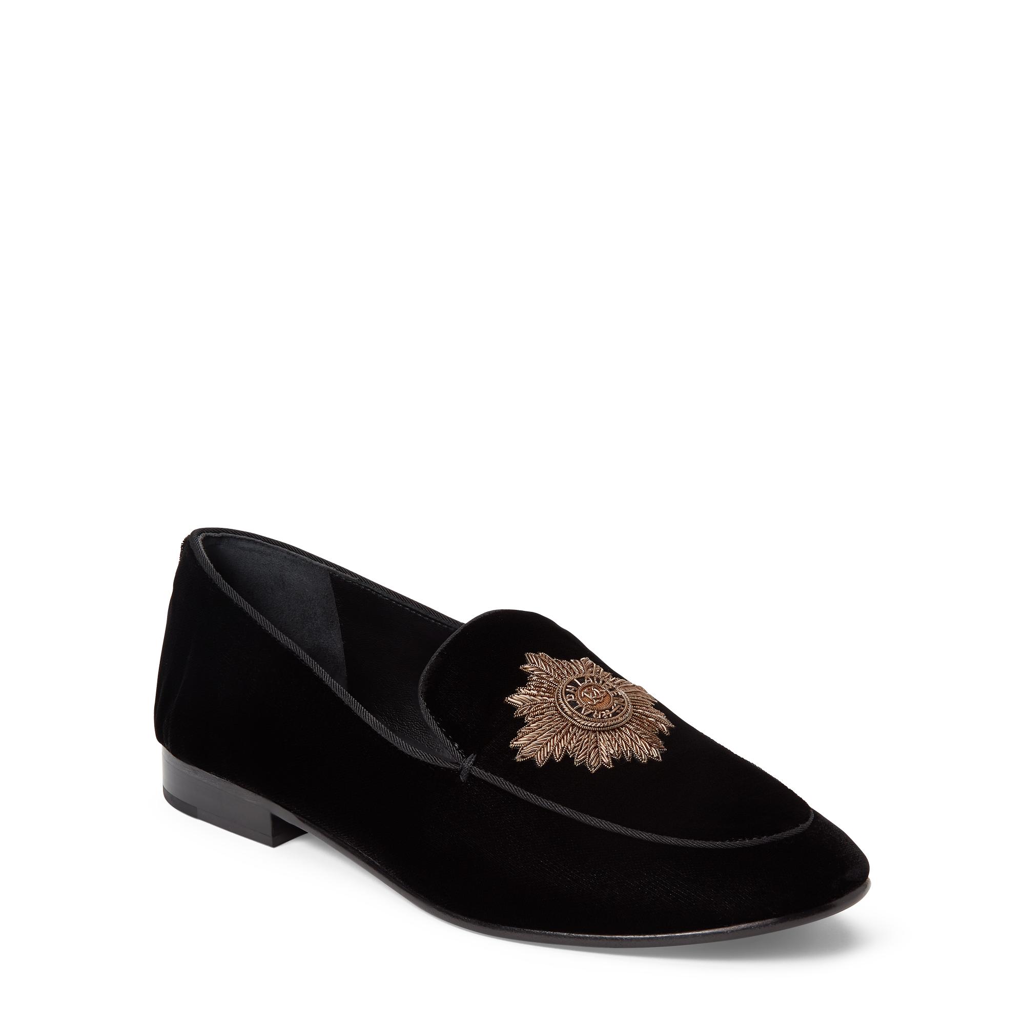 1f96f6b608 Camden Bullion Velvet Loafer