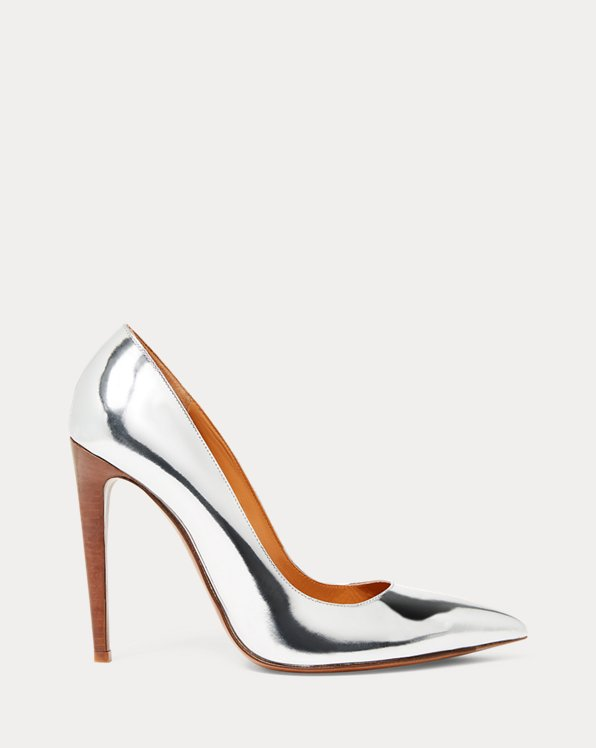 Celia Mirrored Specchio Pump by Ralph Lauren Collection, available on ralphlauren.com Kate Middleton Shoes SIMILAR PRODUCT