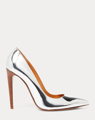 Celia Mirrored Specchio Pump