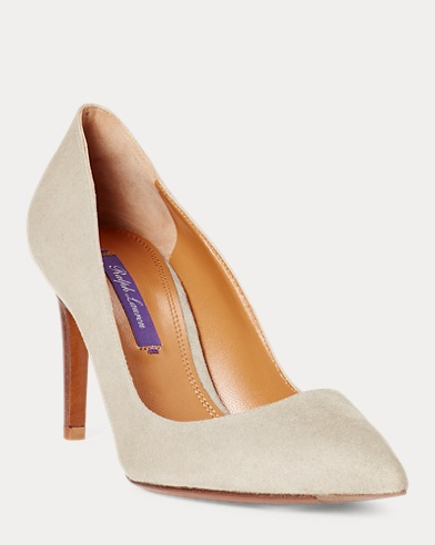 Wildleder-Pumps Armissa
