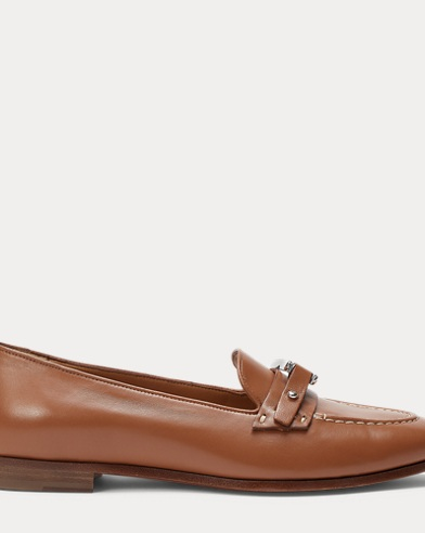 Bailee Nappa Leather Loafer