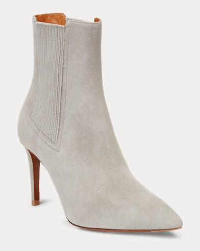 Tamsyn Kid-Suede Boot